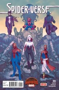Secret Wars Spider-Verse #5