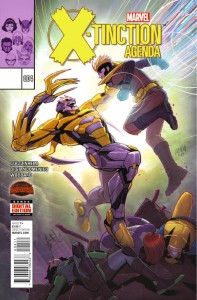 Secret Wars X-Tinction Agenda #4
