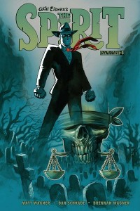 The Spirit #3