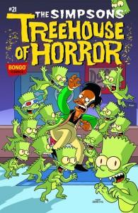 Treehouse of Horror #21