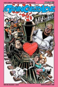 A Train Called Love #1