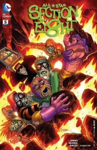 All Star Section Eight #5