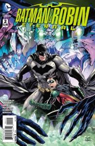 Batman and Robin Eternal #2