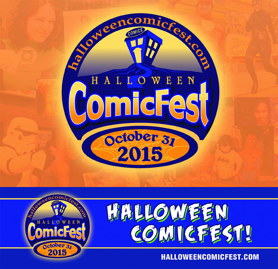 Free Comic Book Day October 2018: HALLOWEEN COMIC FEST IS SATURDAY, OCTOBER 31!