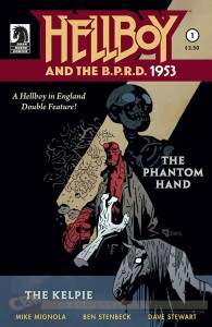 Hellboy and the B.P.R.D. 1953 #1