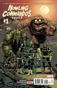 Howling Commandoes of S.H.I.E.L.D. #1