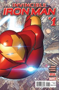 Invincible Iron Man #1 2015