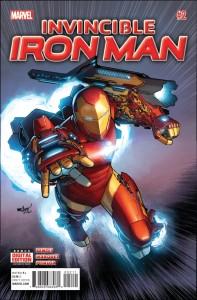 Iron Man #2 2015