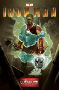 Marvel Cinematic Guidebook Iron Man