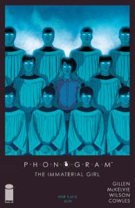 Phonogram Immaterial Girl #3