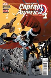 Sam Wilson Captain America #1