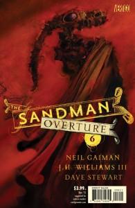 Sandman Overture #6