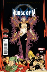 Secret Wars House of M #4