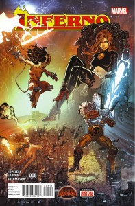 Secret Wars Inferno #5