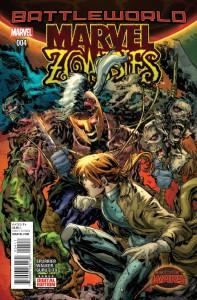 Secret Wars Marvel Zombies #4