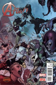 Sexret Wars A-Force #5