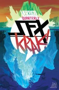 Vertigo Quarterly SFX Krak