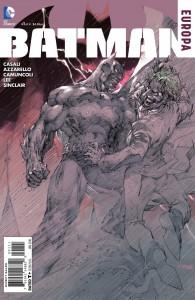 Batman Europa #1