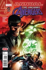 Uncanny Avengers Annual #1