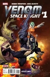 Venom Space Knight #1