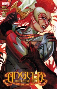 Angela Queen of Hel #3