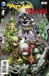 Batman TMNT #1