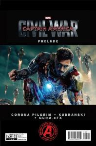 Captain America Civil War Prelude #1