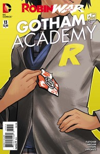 Gotham Acadeny #13