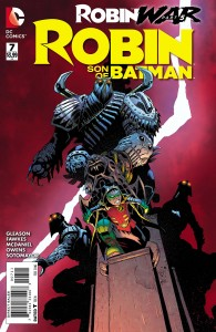 Robin Son of Batman #7