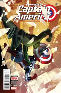 Sam Wilson Captain America #4