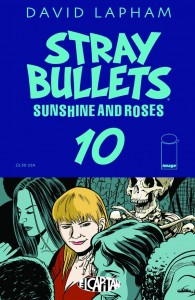 Stray Bullets Sunshine Roses #10