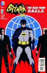 Batman '66 Man From U.N.C.L.E. #2