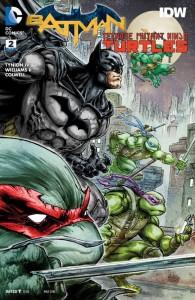 Batman TMNT #2