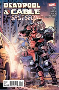 Deadpool and Cable #2