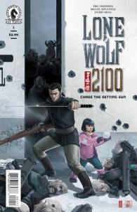 Lone Wolf #2100