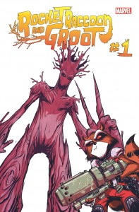 Rocket Raccoon and Groot #1