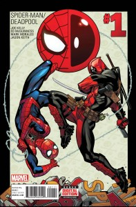 Spider-Man:Deadpool #1