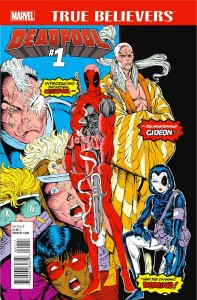 True Believers Deadpool #1