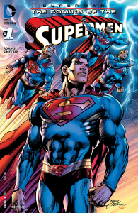 Coming of the Supermen #1