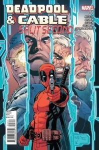 Deadpool Cable #3