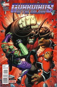 Guardians of the Galaxy #5