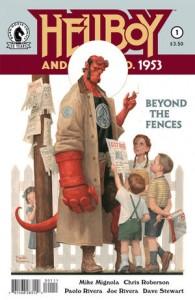 Hellboy BPRD 1953 #1