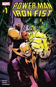 Power Man Iron Fist #1