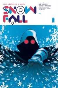Snow Fall #1