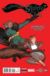 Squirrel Girl #5