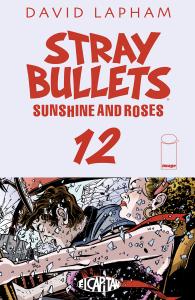 Stray Bullets Sunshine Roses #12