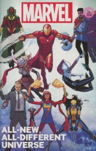 All-New All-Different Marvel Universe #1