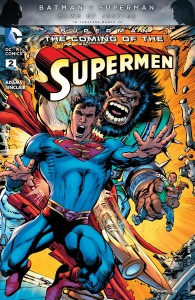 Coming of the Supermen #2