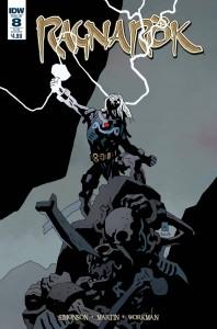 Ragnarok #8 Mignola