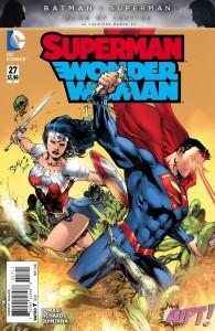 Superman Wonder Woman #27